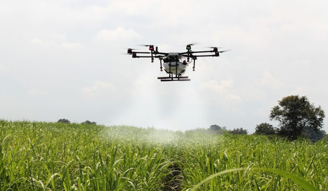 Use of Drones in Modern Agriculture