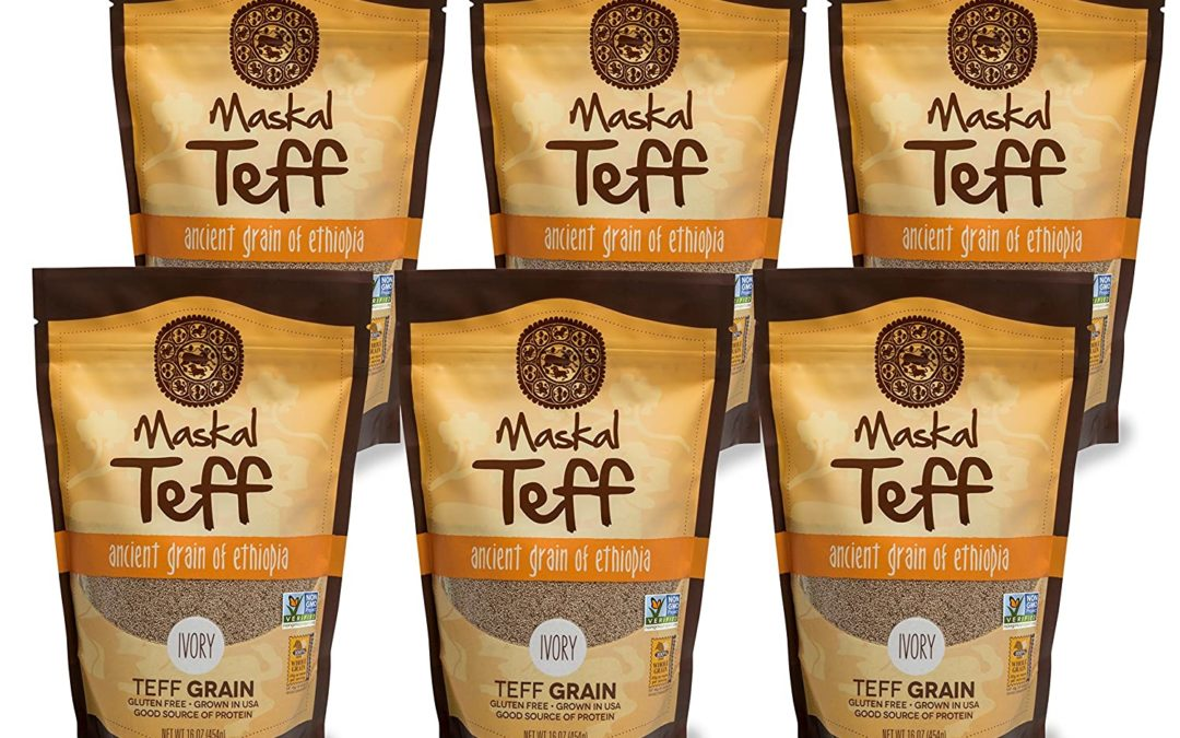 Teff Grown in the US